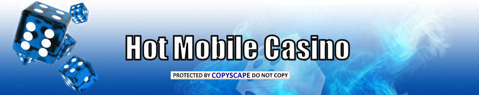 online mobile casino slizzing hot